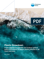 Plastic Drawdown UK Analysis