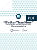 BetterThanNew Reman White Paper