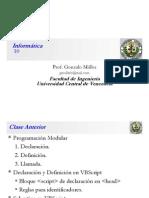 Clase Informática 10