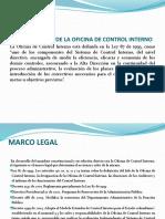 Generalidades de La Oficina de Control Interno