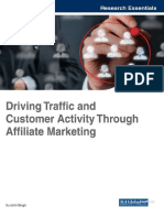 driving Traffic and Cust