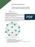Arquitectura de Tecnologias de La Informacion