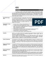 VHB Tapes Product Info and Selection Guide 2013