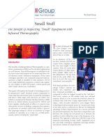 """Snell group - The Benefit of Inspecting """"Small"""" Equipment with Infrared Thermography.pdf"""