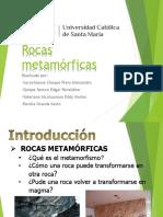 Rocas Metamórficas Expo