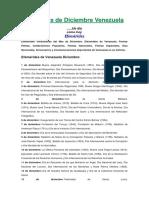 Efemérides de Diciembre Venezuela.docx