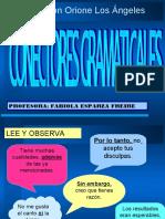 conectores gramaticales