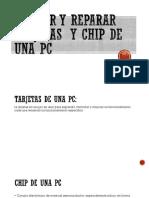 Limpiar y Reparar Tarjetas de Una Pc - Copia