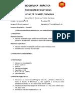 Informe 3 bioquimica