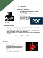 Der Flamenco (german)