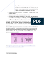 P.E . 19-07-2019 -America Latina Crecera Menos de Lo Esperado