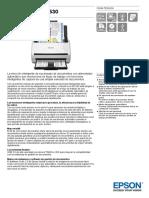 Workforce impresora