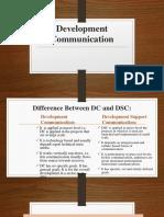 Development Communication 2