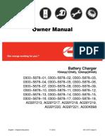 Manual de Cargador de Bateria 300-5878-01