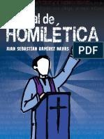 Manual de Homilética – Juan Sebastián Ramírez Navas