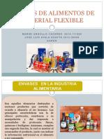 Envases de Alimentos de Material Flexible