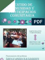 Sentido de comunidad y Participación comunitaria.pptx