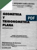 Olvera, Benjamin - Geometria y Trigonometria Plana
