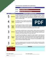 Formato de Evaluacion Del Desempeño Por Comptencias (1)