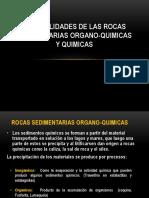 5. Rocas Bioquim General y Calizas