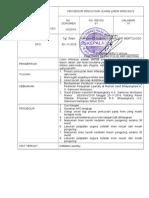 4. Prosedur Pencucian Ulang Linen Infeksius
