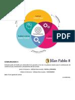 #COMUNICADO 03 - Reunión Formación de Comites de Aula