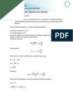 Evidencia de Aprendizaje-Calculo Diferencial