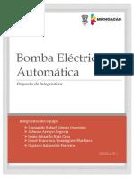 Proyecto de bomba electrica