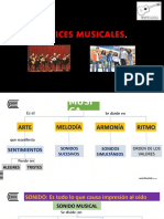Matices Musicales