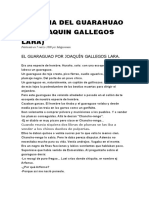 Historia Del Guarahuao