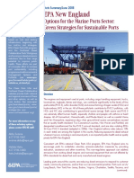 Green Strategies 4 Sustainable Ports