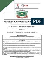 01 Nova Floresta Fundamental Incompleto