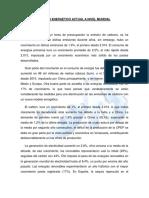 Centrales electricas  informe CIER y BP