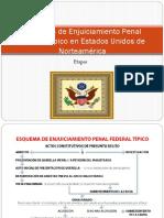 3 Esquema de Enjuiciamiento Penal Federal Típico en Estados