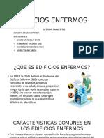EDIFICIOS ENFERMOS
