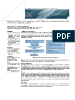Integration of Sensor Vision Capabilities