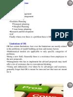 Lect 2 Limitations, application of Optimization techniques.pptx