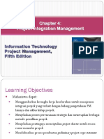 Pert04-Project Integration Management.ppt