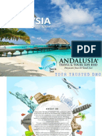 Company Profile (Andalusia Travel & Tours Sdn Bhd)