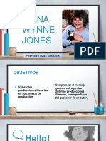 biografia de diana wynne jones