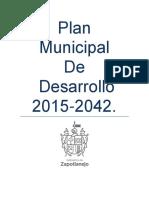 PlanMunicipaldeDesarrollo2015-2042