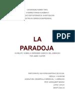 Trabajo Libro La Paradoja