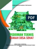 3. Pedoman Teknis Rumah Desa Sehat