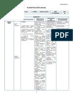 Artes Visuales Planificacion - 5 Basico