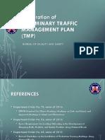 05 Traffic Management Plan (TMP)