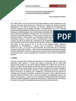 Informe Sobre La Ley 30327 Buenaza