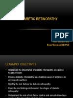 Diabetik retinopati