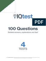 Advanced Practice Tests