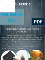 Chapter 6 - The Good Life