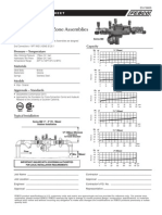Series 860 Specification Sheet
